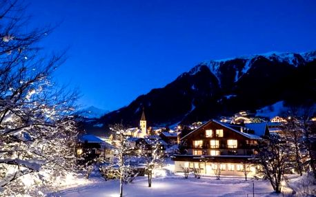 Rakousko - Vorarlbersko na 4 dny, polopenze