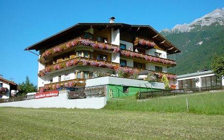 Rakousko - Stubai na 4 dny, polopenze