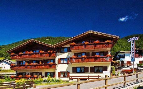 Itálie - Folgaria - Lavarone na 4-5 dnů, polopenze