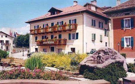 Itálie - Folgaria - Lavarone na 4-8 dnů, polopenze