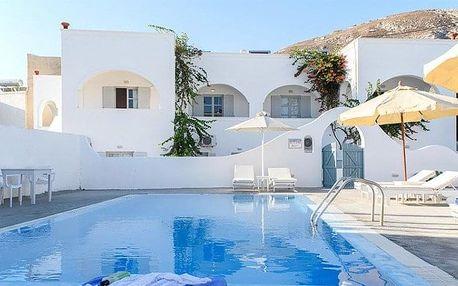 Řecko - Santorini letecky na 4-15 dnů