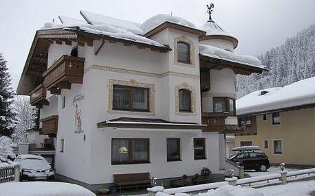 Rakousko - Hintertux na 4 dny, polopenze