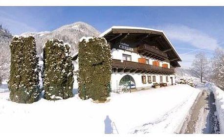 Rakousko - Kaprun - Zell am See na 4-8 dnů, snídaně v ceně