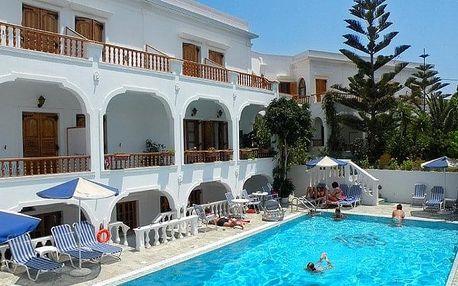 Řecko - Santorini letecky na 5-16 dnů
