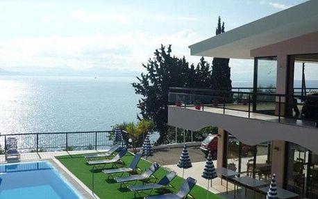Řecko - Korfu na 8-15 dnů
