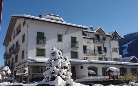 Itálie - Aprica na 4-10 dnů, polopenze
