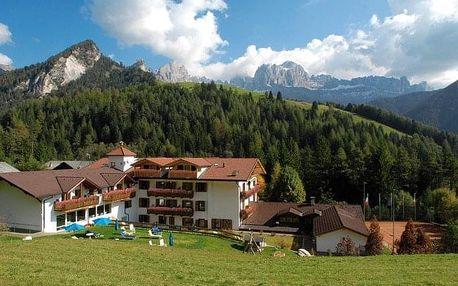 Itálie - Jižní Tyrolsko na 4 dny, polopenze