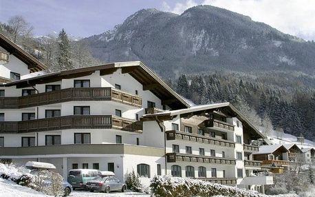 Rakousko - Pitztal na 4-8 dnů, polopenze