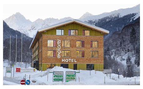 Rakousko - Kitzbühel / Mittersill na 3-8 dnů, snídaně v ceně