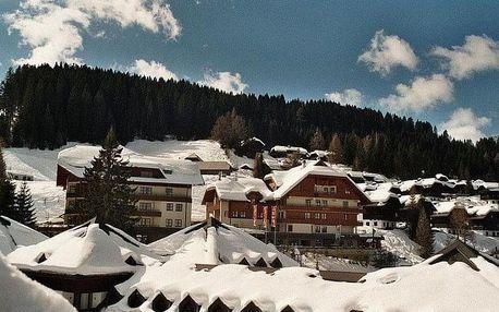 Rakousko - Nassfeld na 5-8 dnů