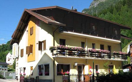 Itálie - Paganella na 5-8 dnů, polopenze