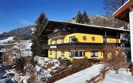 Rakousko - Brixental na 4-8 dnů, snídaně v ceně