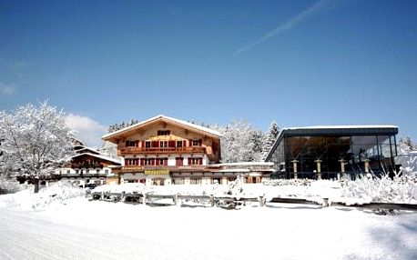 Rakousko - Kitzbühel - Kirchberg na 4 dny, polopenze