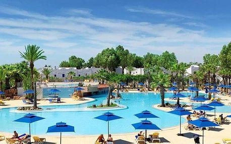 Tunisko - Djerba letecky na 15-19 dnů, all inclusive