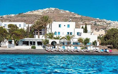 Řecko - Santorini letecky na 4-15 dnů, snídaně v ceně