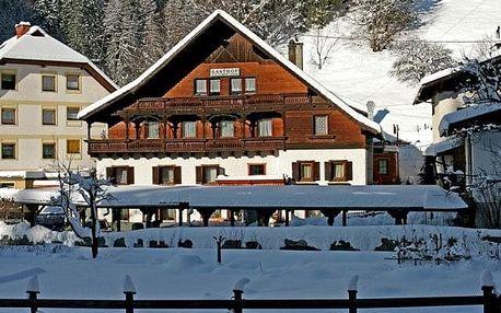 Rakousko - Salcbursko na 4 dny, polopenze