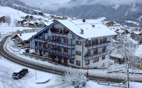 Itálie - Val di Fassa e Carezza na 4-8 dnů, polopenze