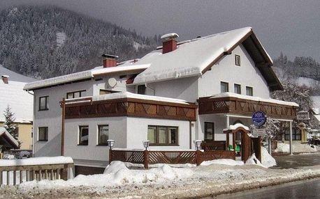 Rakousko na 4 dny, snídaně v ceně