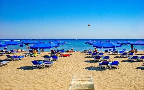 Hotel Faliraki Bay, Rhodos, Řecko, Rhodos, letecky, polopenze2
