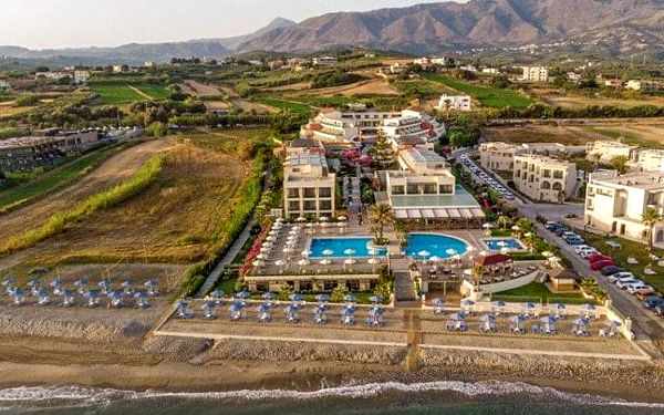 Hotel Hydramis Palace, Kréta, Řecko, Kréta, letecky, polopenze3
