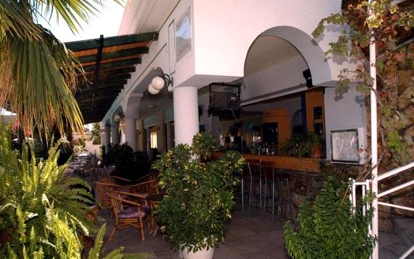 Hotel Faliraki Bay, Rhodos, Řecko, Rhodos, letecky, polopenze3