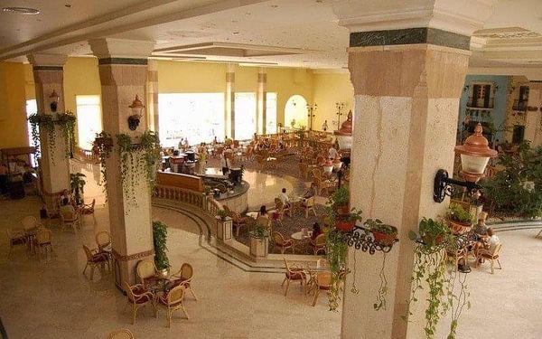 ALI BABA PALACE, Hurghada, Egypt, Hurghada, letecky, all inclusive4