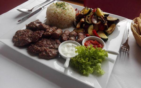 Speciality balkánské kuchyně pro 2 labužníky2