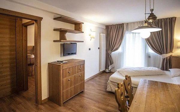 Rezidence Adler, Dolomity Superski, Itálie, Dolomity Superski, vlastní doprava, bez stravy4