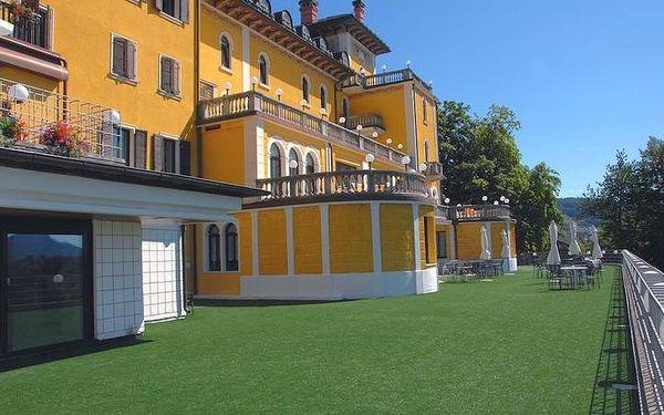 Grand hotel Astoria s bazénem PIG - Lavarone/Folgaria, Folgaria / Lavarone, Itálie, Folgaria / Lavarone, vlastní doprava, polopenze3