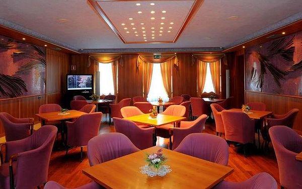 Grand hotel Astoria s bazénem PIG - Lavarone/Folgaria, Folgaria / Lavarone, Itálie, Folgaria / Lavarone, vlastní doprava, polopenze4