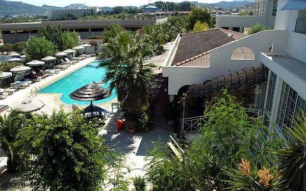 Hotel Faliraki Bay, Rhodos, Řecko, Rhodos, letecky, polopenze5