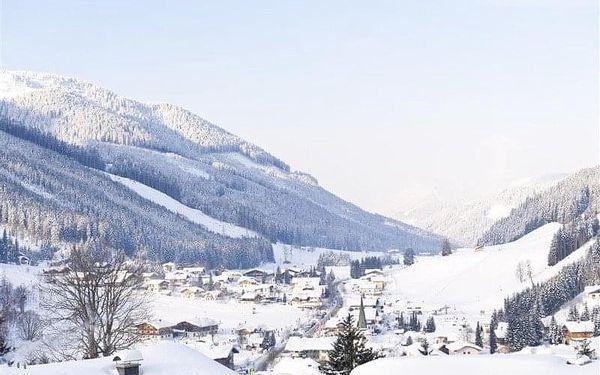 Rakousko - Salcbursko na 4-8 dnů, polopenze
