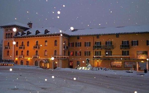 Grand hotel Astoria s bazénem PIG - Lavarone/Folgaria, Folgaria / Lavarone, Itálie, Folgaria / Lavarone, vlastní doprava, polopenze5