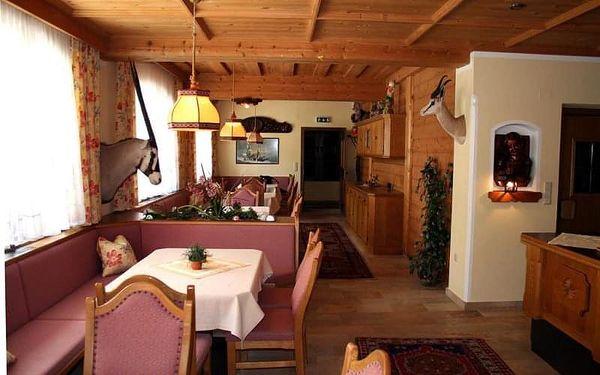 Apartmány zur Sonne, Zillertal 3000 / Hintertux, Rakousko, Zillertal 3000 / Hintertux, vlastní doprava, bez stravy3