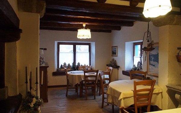 PENZION PACE ALPINA, Ravascletto, Itálie, Ravascletto, vlastní doprava, polopenze4