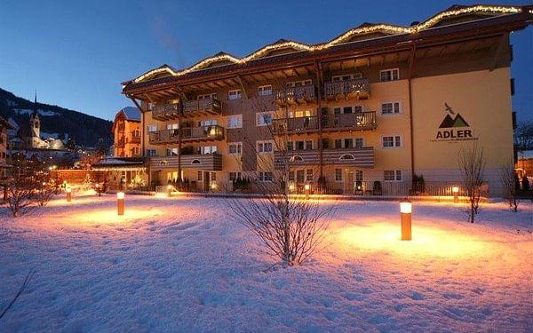 Itálie - Dolomity Superski na 4-15 dnů
