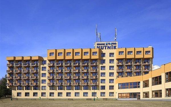 Tatranské Matliare - hotely HUTNÍK SOREA, Slovensko