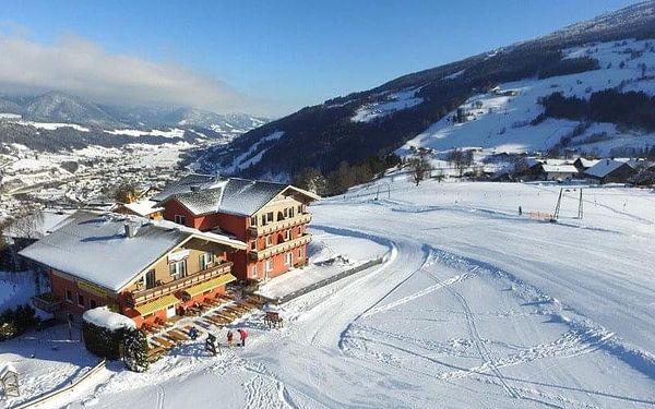 Rakousko - Schladming - Dachstein na 4 dny, polopenze