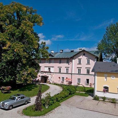 Šumava: Schlosshotel Zamek Zdikov