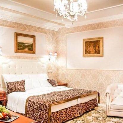Maďarský Györ v Hotelu Capitulum **** se vstupem do luxusního wellness + polopenze