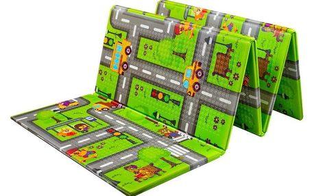 PlayTo hrací podložka Cesta zelená