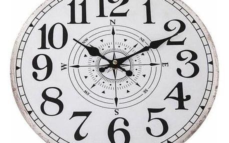 Nástěnné hodiny Falun, 34 cm