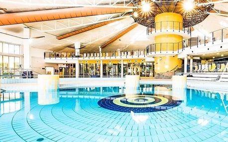 Maďarsko: Pobyt v Hotelu Viktória Sárvár ***+ s neomezeným wellness, vstupenkou do lázní a plnou penzí