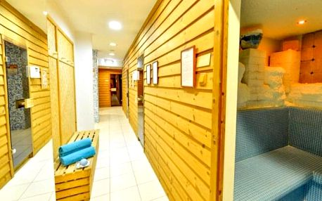 Maďarsko přímo u jezera v Tó-Part Apartments s neomezeným wellness, privátní saunou a polopenzí + děti zdarma
