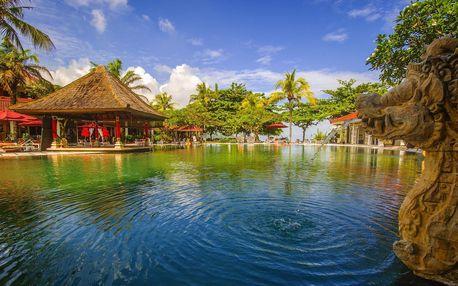 Indonésie - Bali letecky na 13 dnů, snídaně v ceně