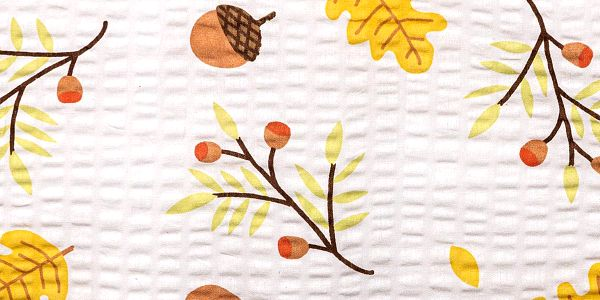 4Home Krepové povlečení Podzim, 140 x 200 cm, 70 x 90 cm3