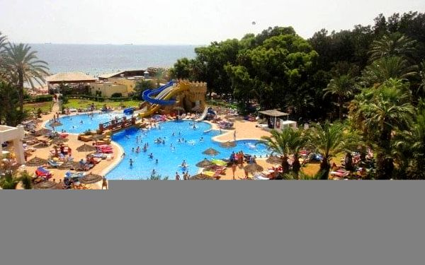 MARHABA SALEM, Sousse, Tunisko, Sousse, letecky, all inclusive3