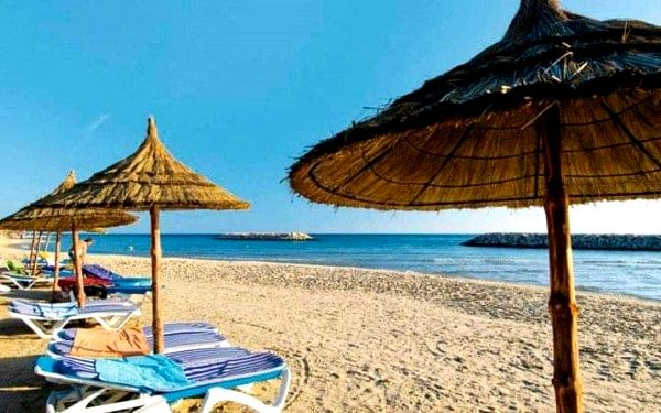 MARHABA SALEM, Sousse, Tunisko, Sousse, letecky, all inclusive5