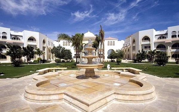 Old Palace Resort, Sahl Hasheesh, Egypt, Sahl Hasheesh, letecky, ultra all inclusive5