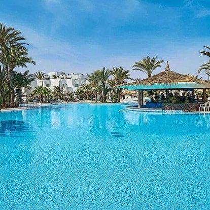 Tunisko - Djerba letecky na 5-15 dnů
